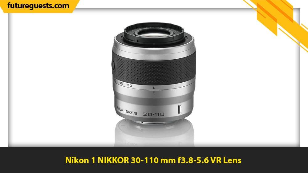best lenses for sports photography Nikon 1 NIKKOR 30-110 mm f3.8-5.6 VR Lens