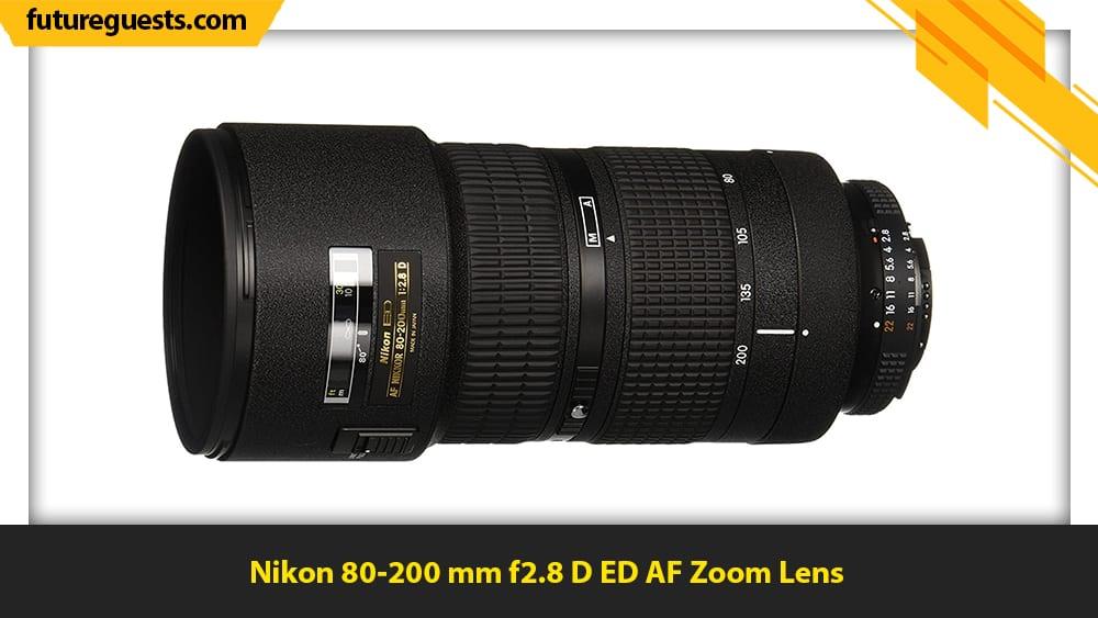 best lenses for sports photography Nikon 80-200 mm f2.8 D ED AF Zoom Lens