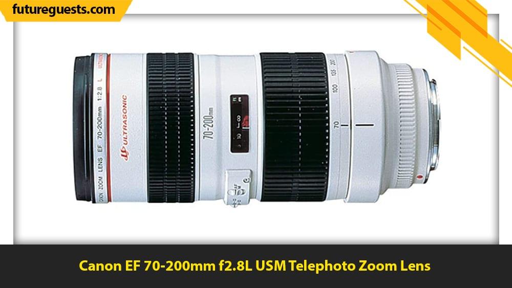 best lenses for wildlife photography Canon EF 70-200mm f2.8L USM Telephoto Zoom Lens