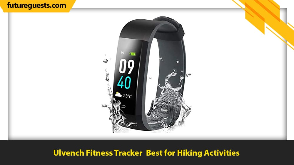 best clip on fitness trackers Ulvench Fitness Tracker