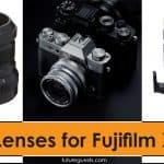 Best Lenses for Fujifilm X-T30 (2021): Reviews & Buyers Guide