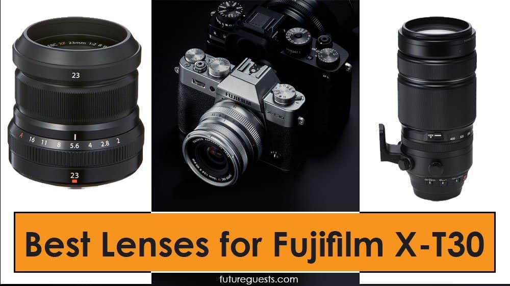 best lenses for Fujifilm X-T30 in 2020