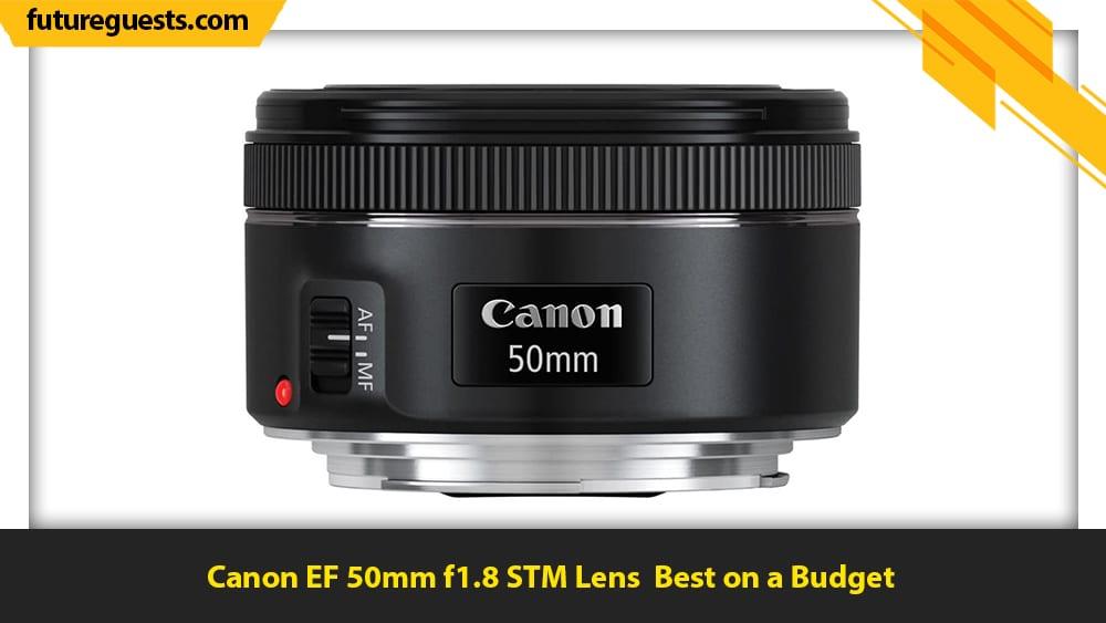 best lenses for canon eos-1d x mark III Canon EF 50mm f1.8 STM Lens