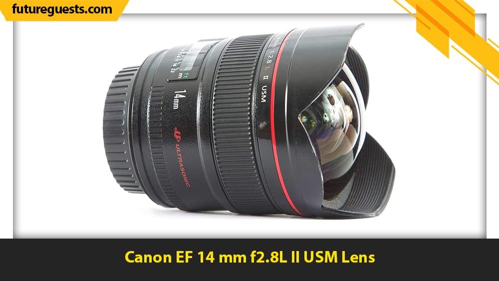 best lenses for real estate photography Canon EF 14 mm f2.8L II USM Lens