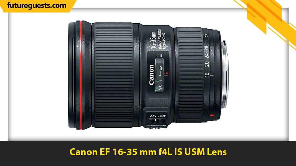 best lenses for real estate photography Canon EF 16-35 mm f4L IS USM Lens