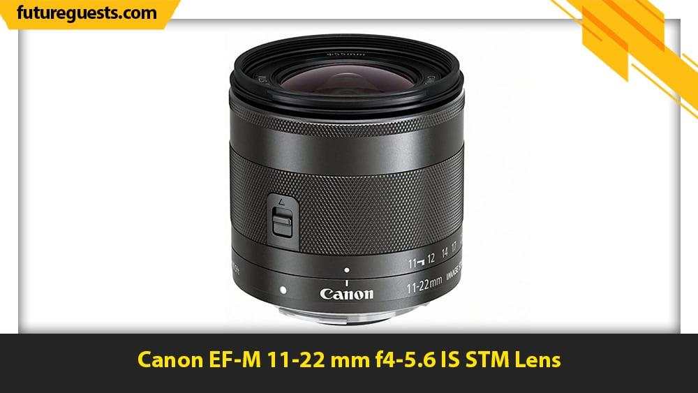 best lenses for real estate photography Canon EF-M 11-22 mm f4-5.6 IS STM Lens