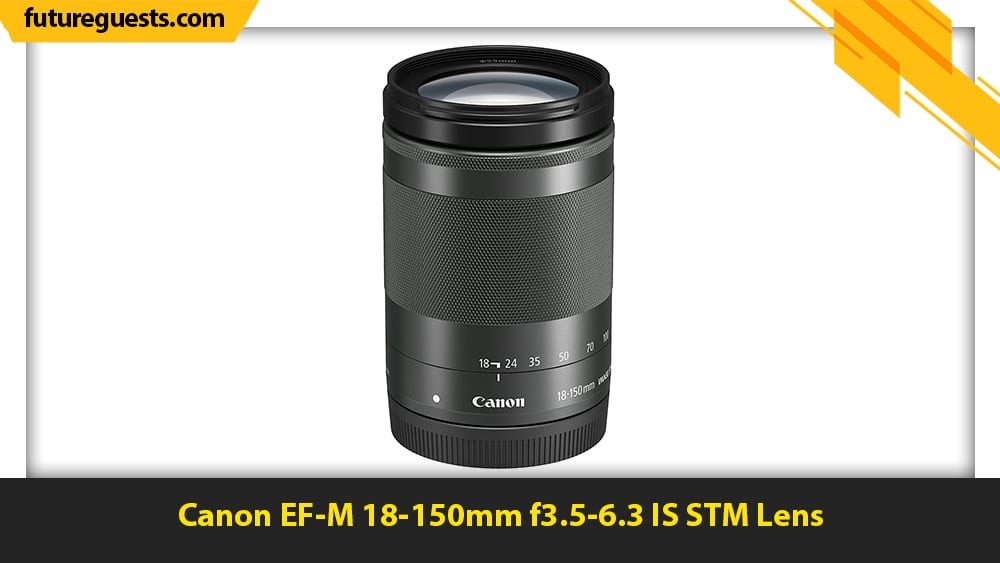 best lenses for real estate photography Canon EF-M 18-150mm f3.5-6.3 IS STM Lens