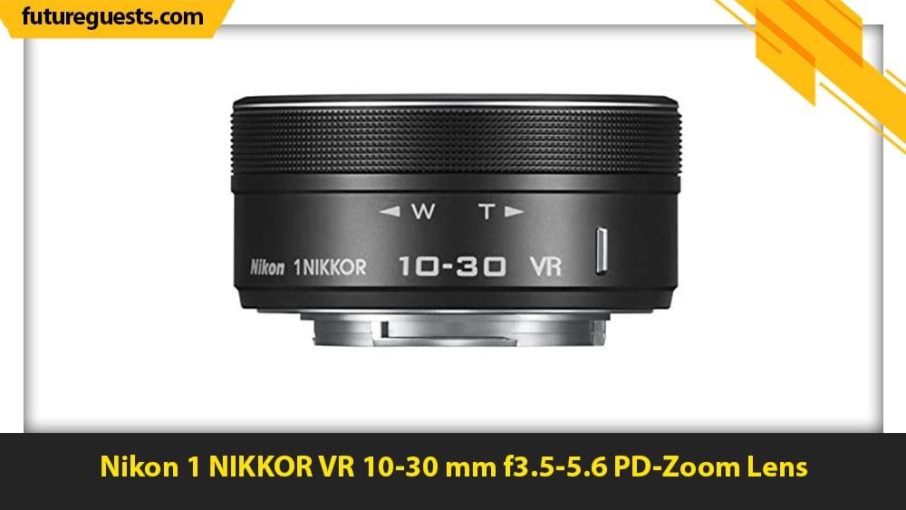 best lenses for real estate photography Nikon 1 NIKKOR VR 10-30 mm f3.5-5.6 PD-Zoom Lens