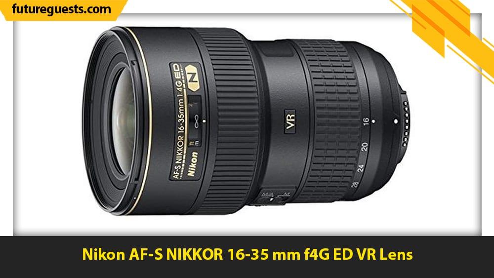 best lenses for real estate photography Nikon AF-S NIKKOR 16-35 mm f4G ED VR Lens