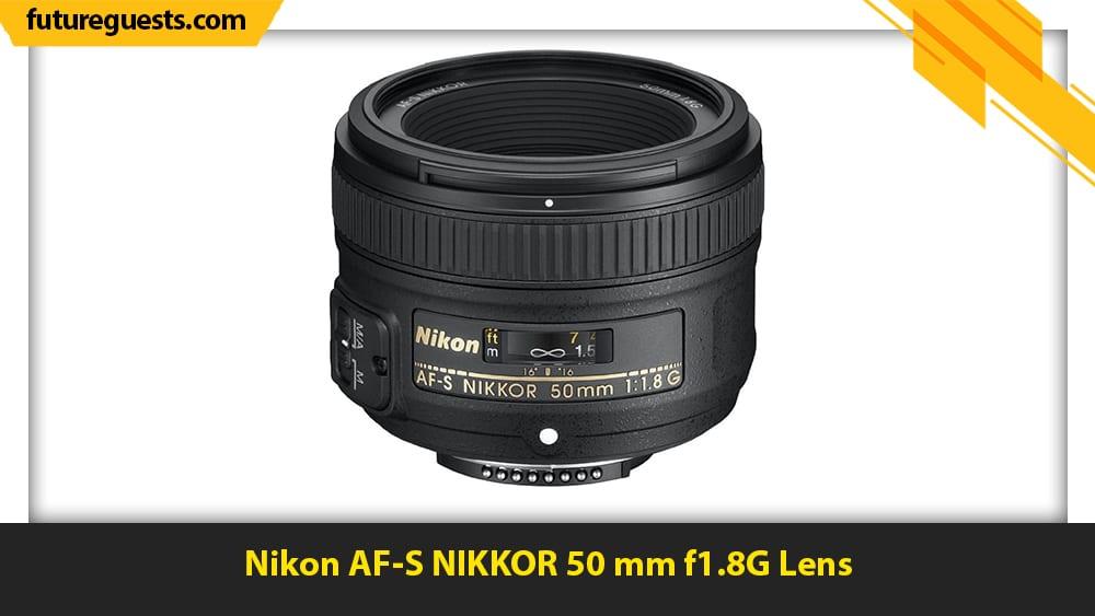 best lenses for real estate photography Nikon AF-S NIKKOR 50 mm f1.8G Lens