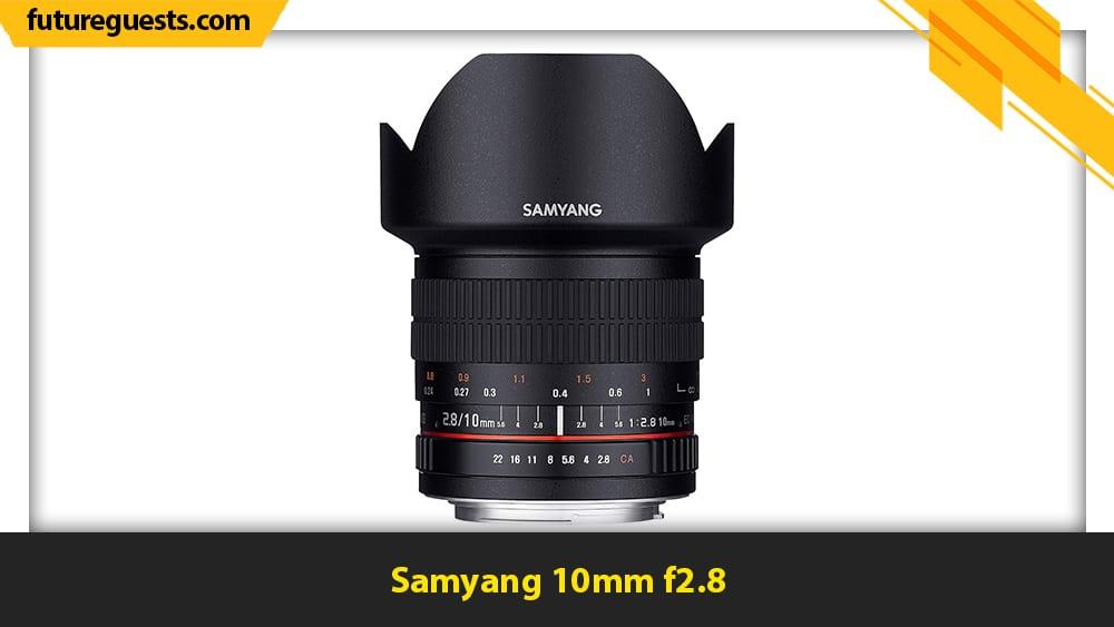 best canon eos m200 lenses Samyang 10mm f2.8