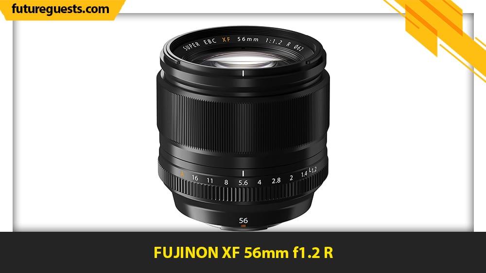 best fujifilm x-t200 lenses FUJINON XF 56mm f1.2 R