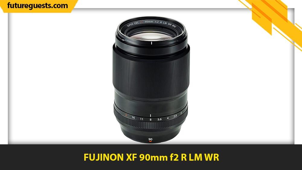best fujifilm x-t200 lenses FUJINON XF 90mm f2 R LM WR
