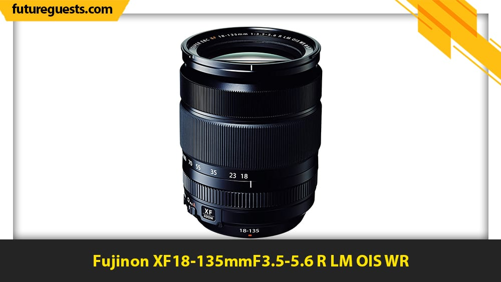 best fujifilm x-t200 lenses Fujinon XF18-135mmF3.5-5.6 R LM OIS WR