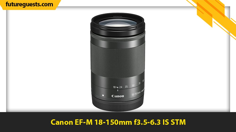 best lenses for canon eos m200 Canon EF-M 18-150mm f3.5-6.3 IS STM