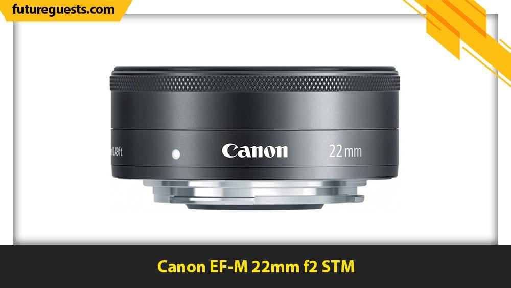 best lenses for canon eos m200 Canon EF-M 22mm f2 STM