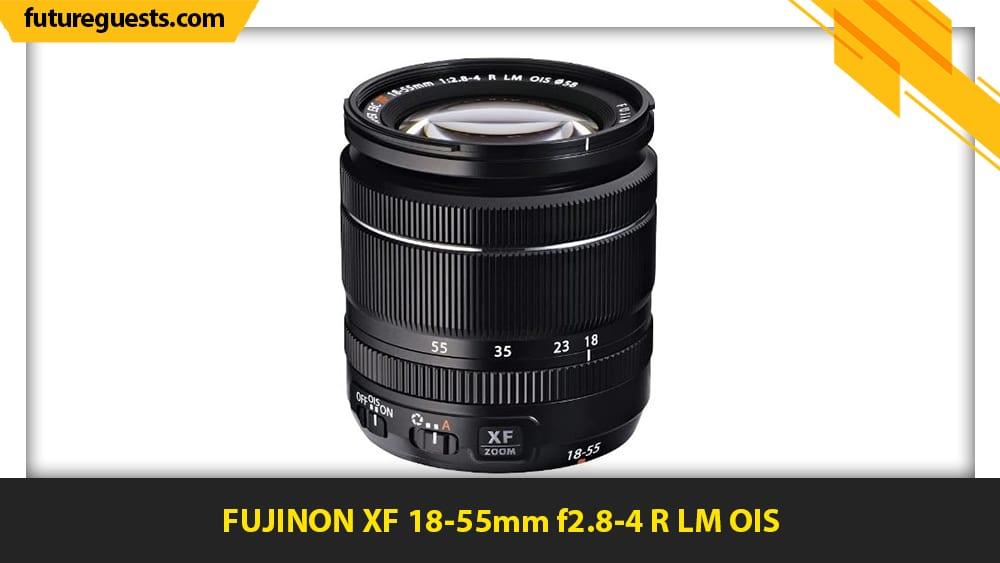best lenses for fujifilm x-t200 FUJINON XF 18-55mm f2.8-4 R LM OIS