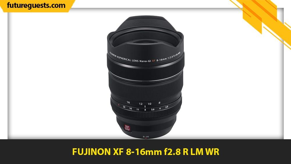 best lenses for fujifilm x-t200 FUJINON XF 8-16mm f2.8 R LM WR