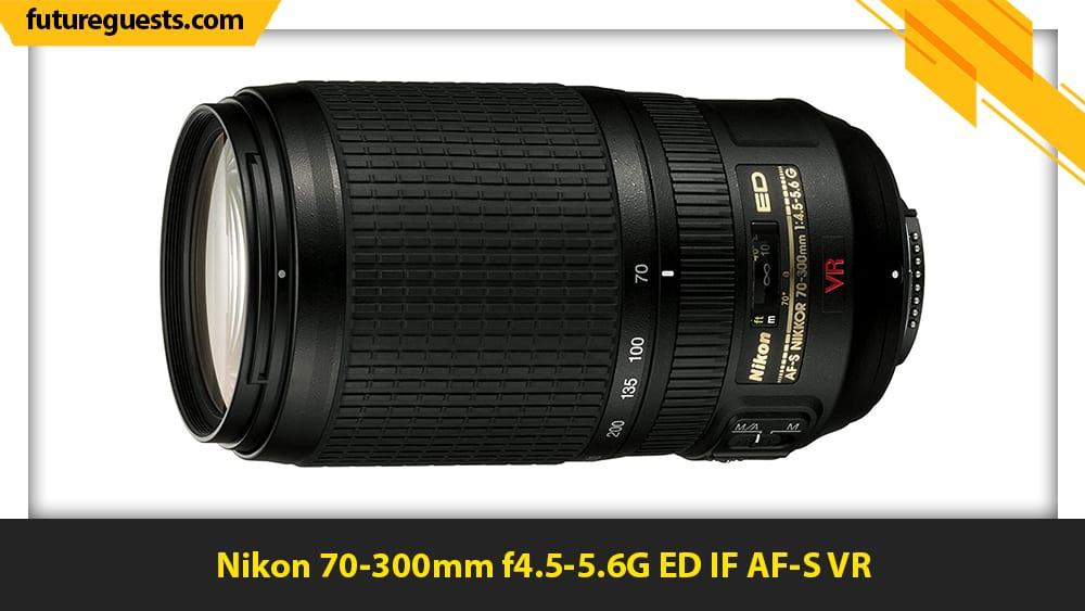 best lenses for nikon d780 Nikon 70-300mm f4.5-5.6G ED IF AF-S VR