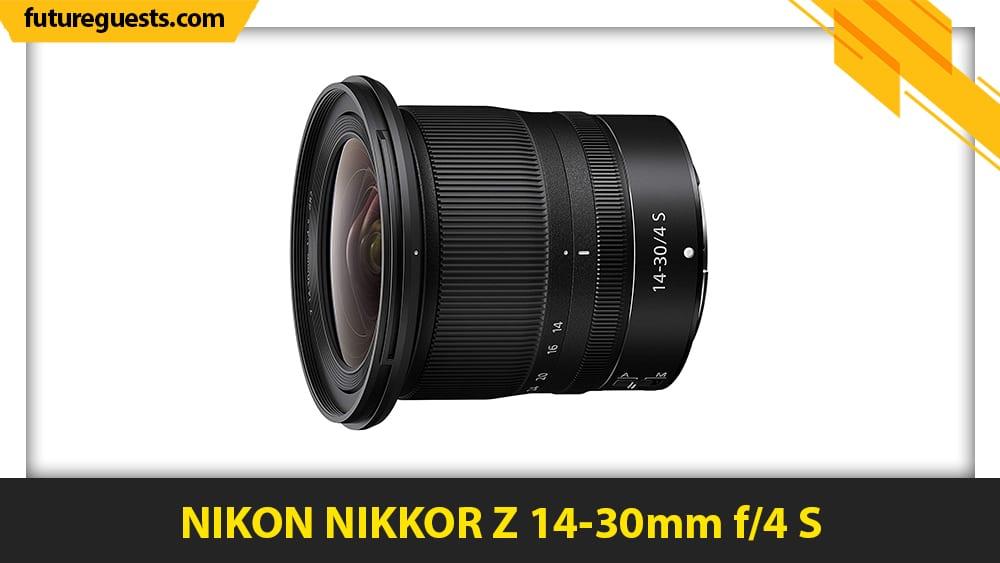 best lenses for nikon z50 NIKON NIKKOR Z 14-30mm f4 S