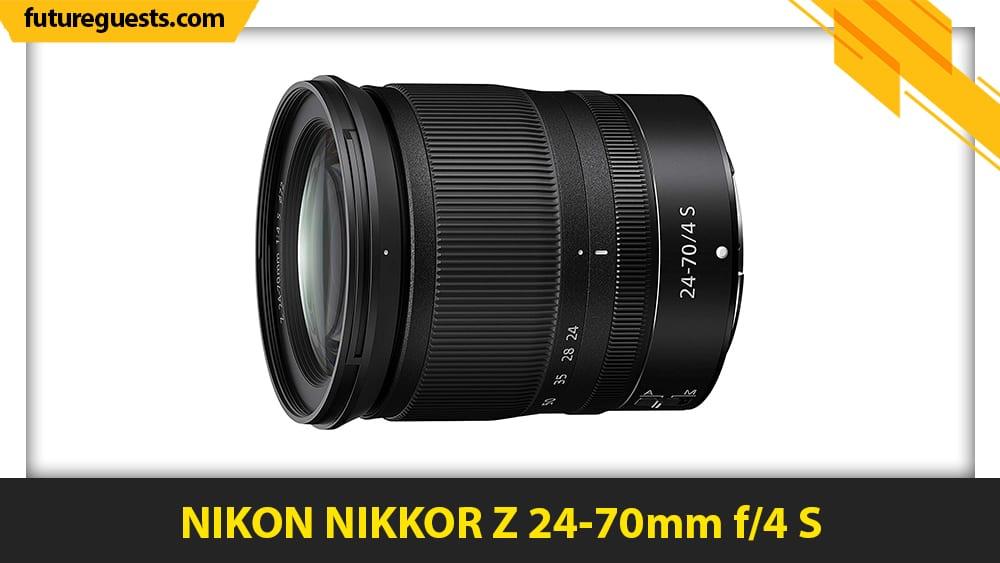best lenses for nikon z50 NIKON NIKKOR Z 24-70mm f4 S