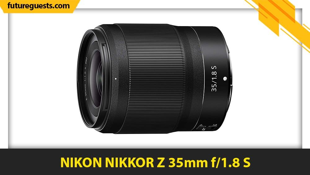 best lenses for nikon z50 NIKON NIKKOR Z 35mm f1.8 S