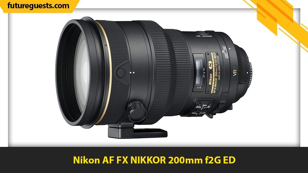 best nikon d780 lenses Nikon AF FX NIKKOR 200mm f2G ED