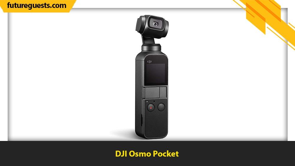 Best Cameras for Filmmaking on a Budget DJI Osmo Pocket