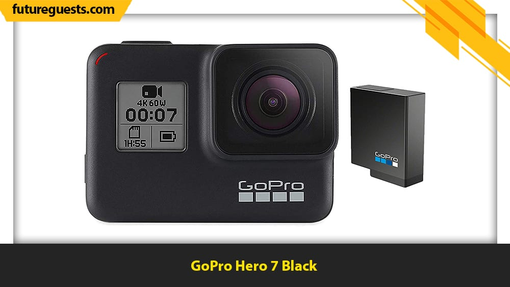 Best Cameras for Filmmaking on a Budget GoPro Hero 7 Black