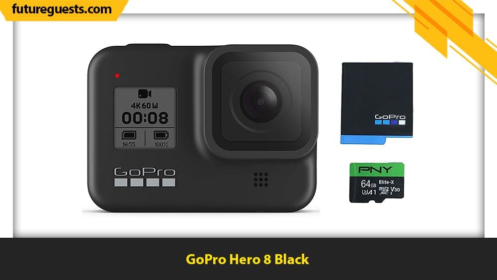 Best Cameras for Filmmaking on a Budget GoPro Hero 8 Black