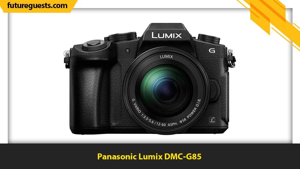 Best Cameras for Filmmaking on a Budget Panasonic Lumix DMC-G85