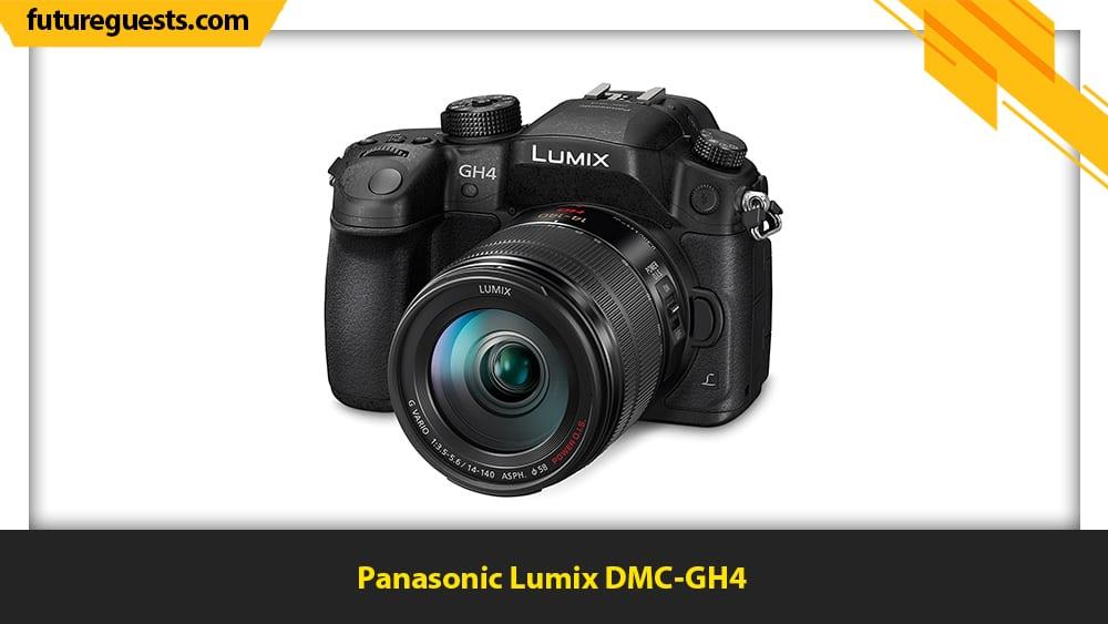 Best Cameras for Filmmaking on a Budget Panasonic Lumix DMC-GH4