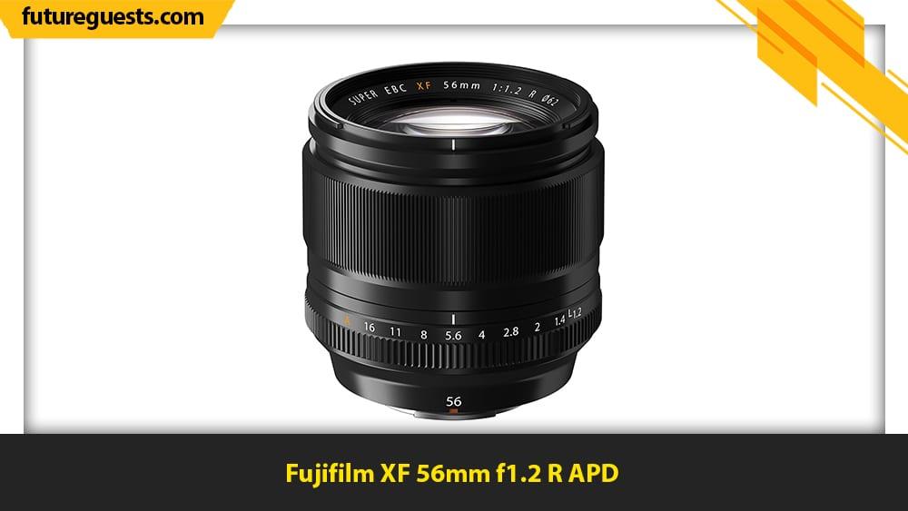 Best Lenses for Fujifilm X-T4 Fujifilm XF 56mm f1.2 R APD