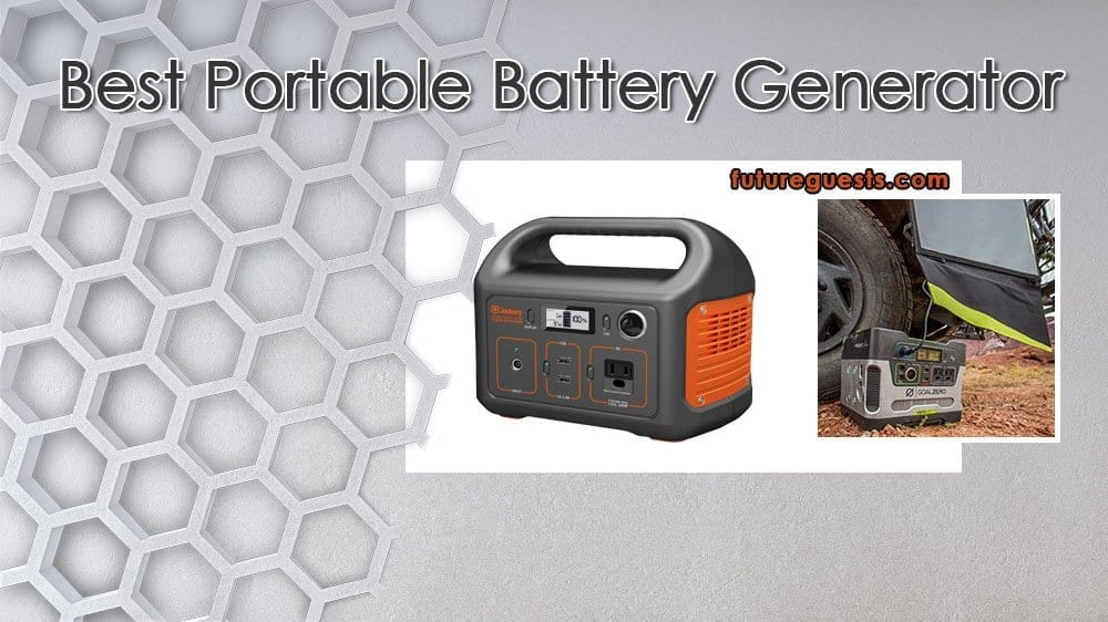 Best Portable Battery Generator 2020