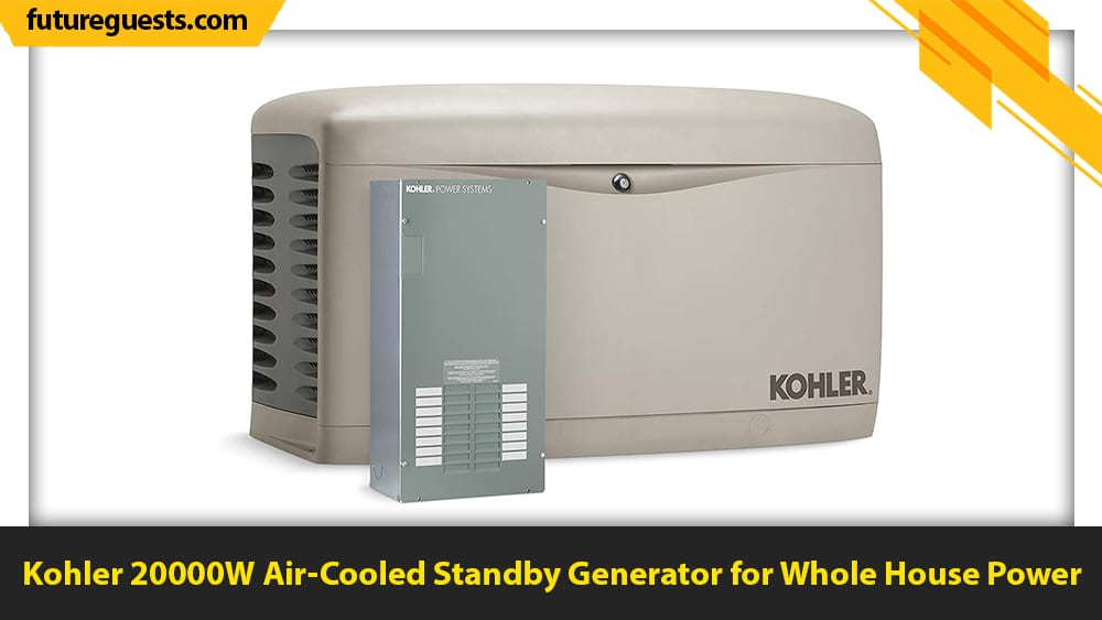 best generators for apartments Kohler 20000W Air-Cooled Standby Generator