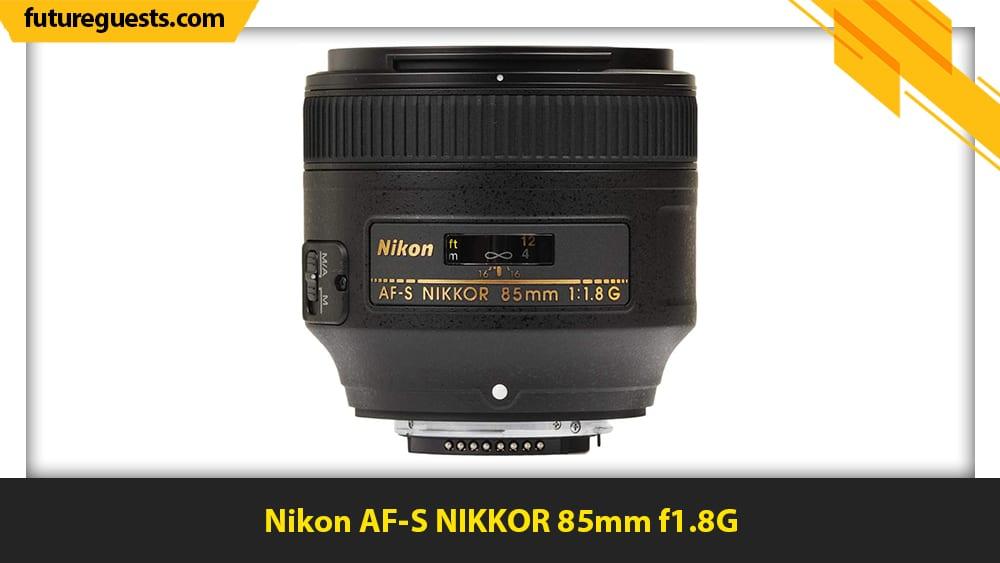 best lenses for nikon d3100 Nikon AF-S NIKKOR 85mm f1.8G