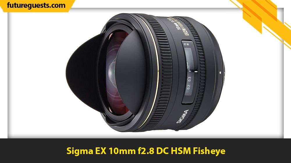 best lenses for nikon d3100 Sigma EX 10mm f2.8 DC HSM Fisheye