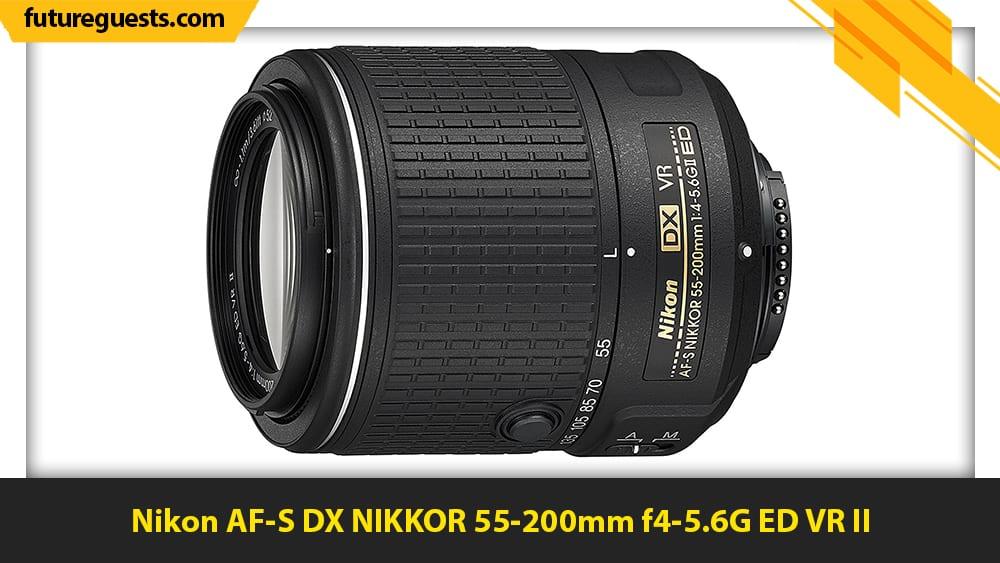 best nikon d3100 lenses Nikon AF-S DX NIKKOR 55-200mm f4-5.6G ED VR II