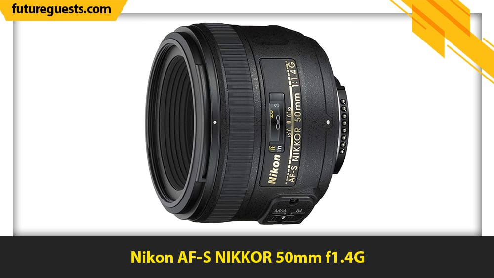 best nikon d3100 lenses Nikon AF-S NIKKOR 50mm f1.4G