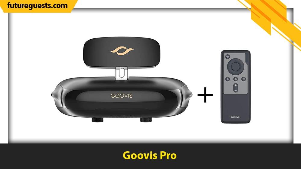 best personal theatre headset Goovis Pro