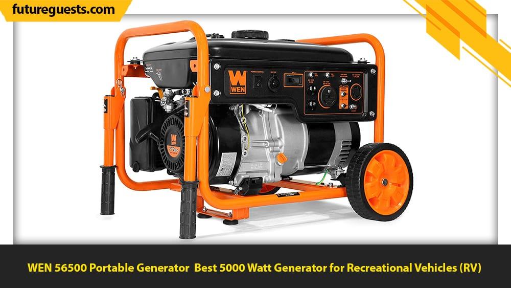 best 5000 watt generator WEN 56500 Portable Generator