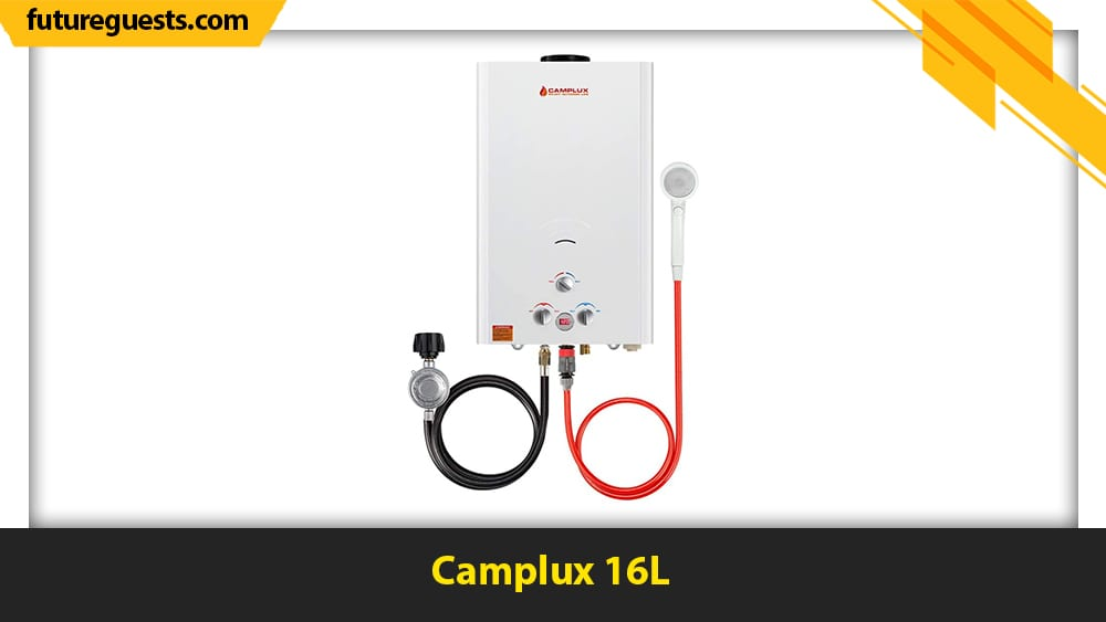 best outdoor tankless water heaters Camplux 16L