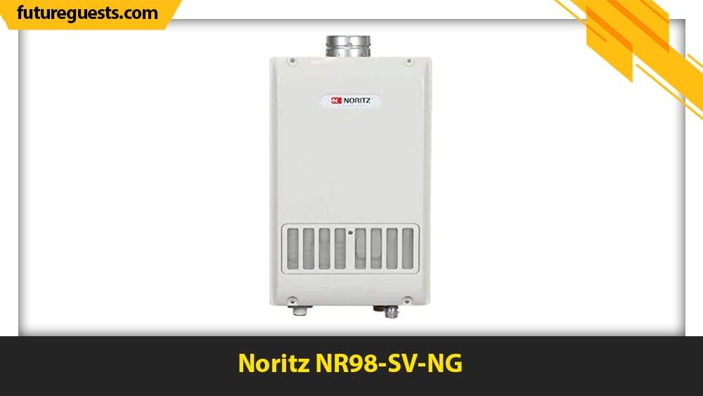 best outdoor tankless water heaters Noritz NR98-SV-NG