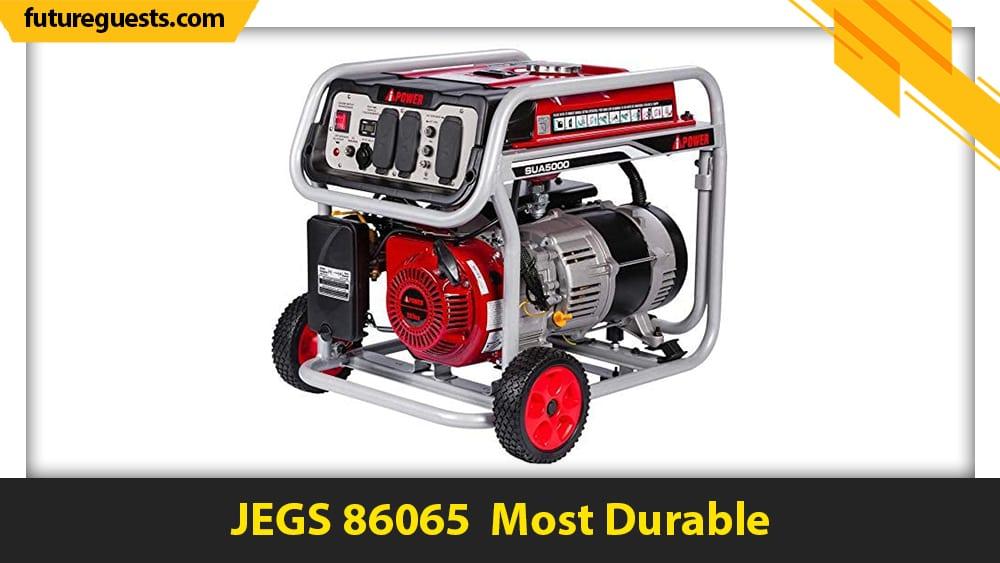 best sump pump generator JEGS 86065