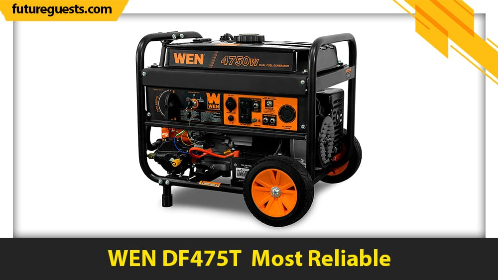 best sump pump generator WEN DF475T