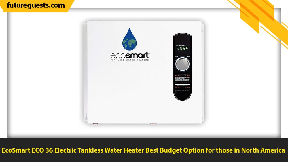 best whole house electric tankless water heater EcoSmart ECO 36 Electric Tankless Water Heater