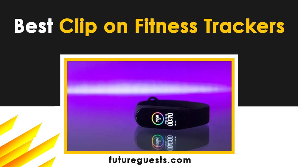 best clip on fitness trackers
