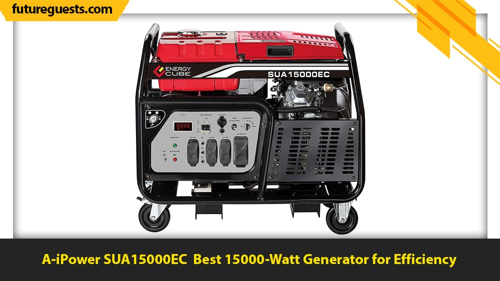 best 15000 watt generator A-iPower SUA15000EC