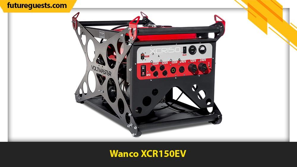 best 15000 watt generator Wanco XCR150EV