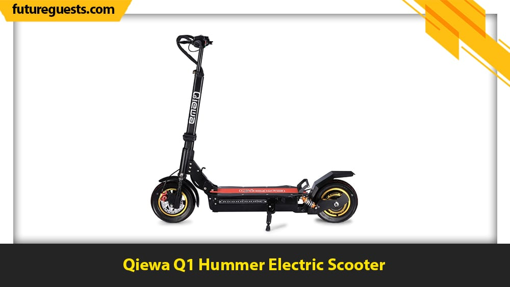 best electric scooters for climbing hills Qiewa Q1 Hummer Electric Scooter